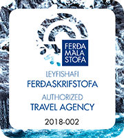 Authorised Travel Agency - Iceland Tourist Board