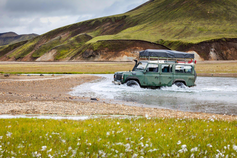 Fährenverbindungen nach Island